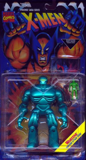 Warstar Long Card X-Men Phoenix Saga Surprise Attack Team figure