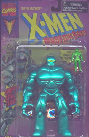 Warstar Action Figure X-Men Phoenix Saga Surprise Attack Team