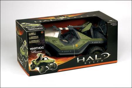 Warthog Halo Reach vehicle