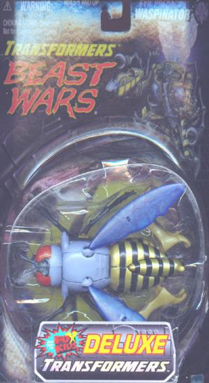 Transformers Beast Wars Waspinator Deluxe action figure