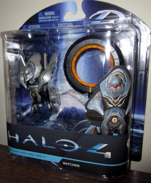 Watcher Halo 4 Series 1 action figure
