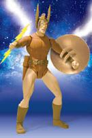 Weaponer Qward Crisis Infinite Earths Series 3 action figure