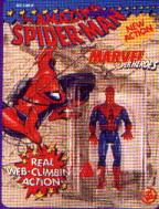 Real Web Climbing Action Spider-Man Marvel Super Heroes figure