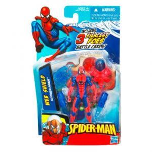 Web Shield Spider-Man 2010 action figure