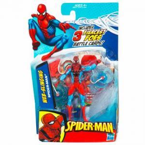 Web Slinging Spider-Man 2010 action figure