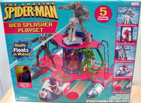 Web Splasher Playset Amazing Spider-Man
