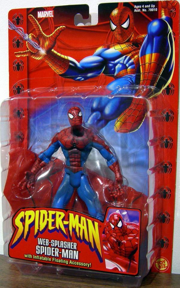 Web-Splasher Spider-Man Classic action figure