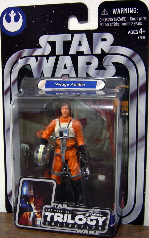 Wedge Antilles Original Trilogy Collection Star Wars action figure