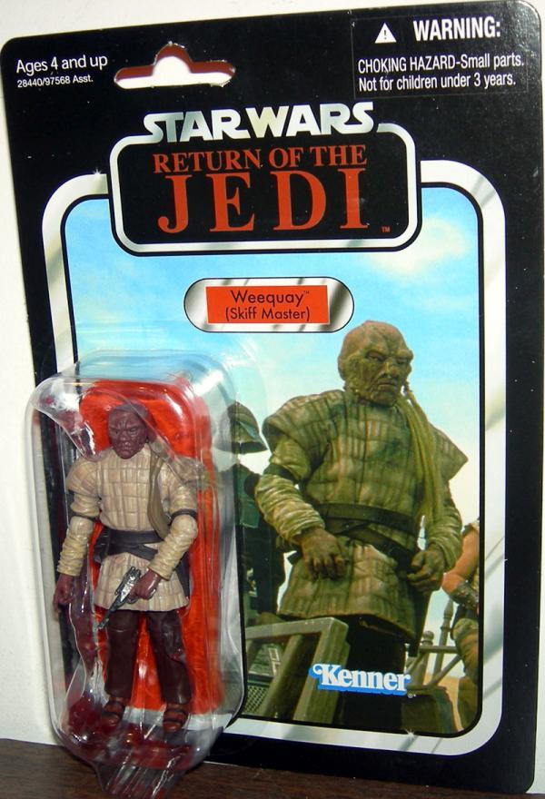 Weequay Figure Skiff Master VC48 Star Wars Return Jedi