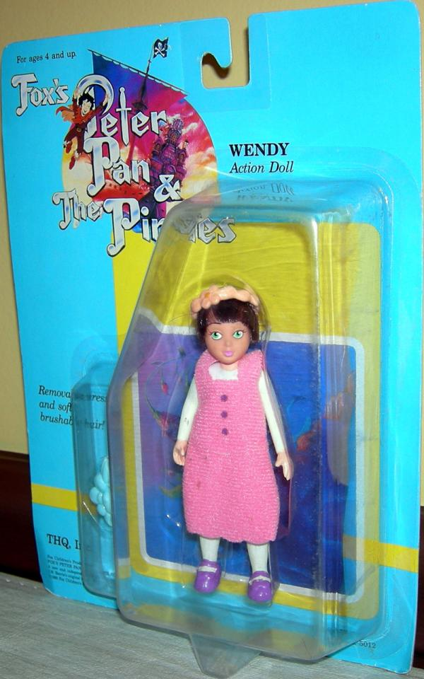 Wendy Action Figure Fox's Peter Pan and the Pirates Doll