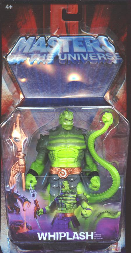 Whiplash Variant He-Man Masters Universe action figure