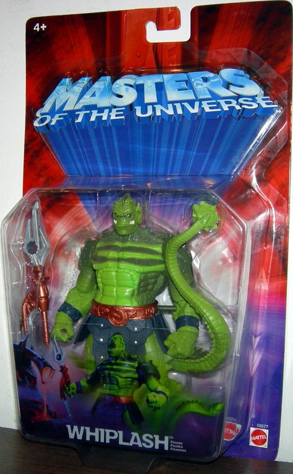 Whiplash Action Figure He-Man Masters Universe Mattel