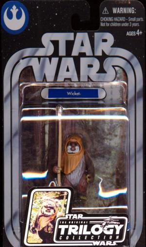 Wicket Original Trilogy Collection 17 Star Wars action figure