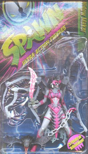 Widow Maker Spawn Series 5 action figure
