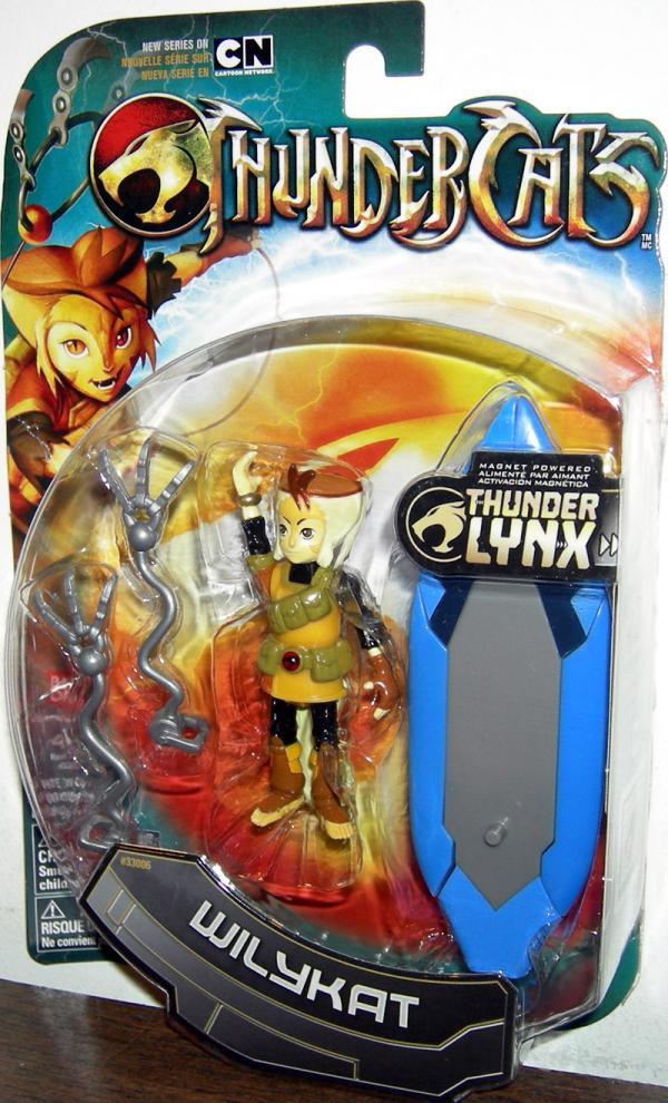 WilyKat Thundercats action figure