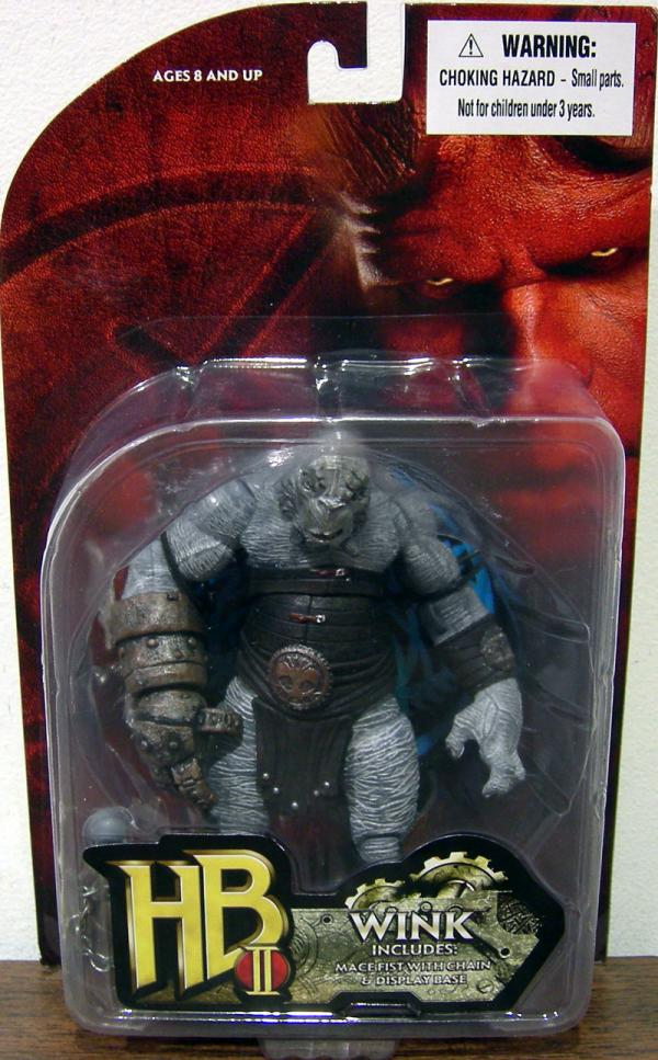 Wink Hellboy HB II Movie action figure