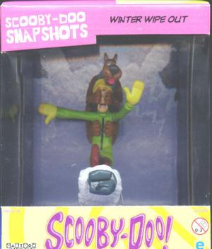 Winter Wipe Out Action Figures Scooby-Doo Snapshots