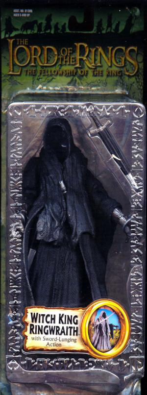 Witch King Ringwraith Lord Rings Fellowship Ring Trilogy action figure