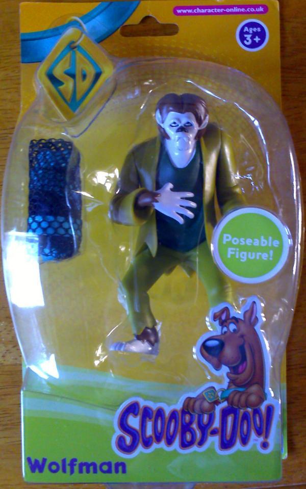 Wolfman Scooby-Doo