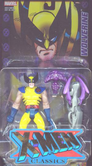 Wolverine New Classics X-Men action figure