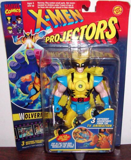 Wolverine Projectors X-Men action figure