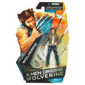 Wolverine Figure X-Men Origins Jacket