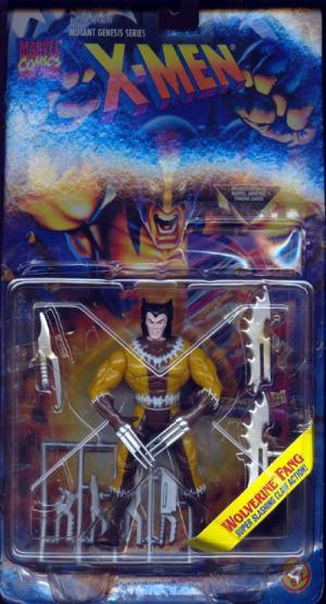 Wolverine Fang Action Figure X-Men Mutant Genesis Series