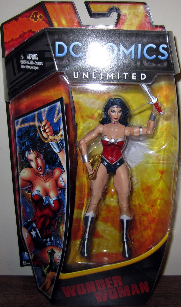 Wonder Woman DC Comics Unlimited action figure