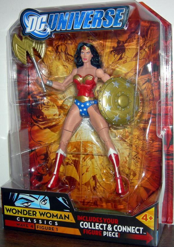 Wonder Woman DC Universe Classics Wave 4 action figure 1