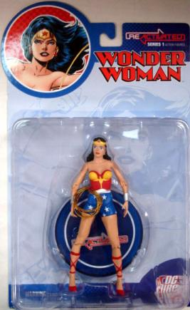 Wonder Woman Reactivated Series 1 action figure