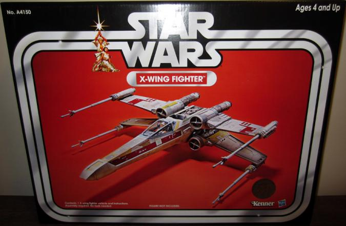 X-Wing Fighter Vintage Collection Toys R Us Exclusive vehicle