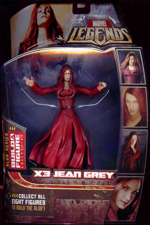 X3 Jean Grey Marvel Legends Blob Series action figure