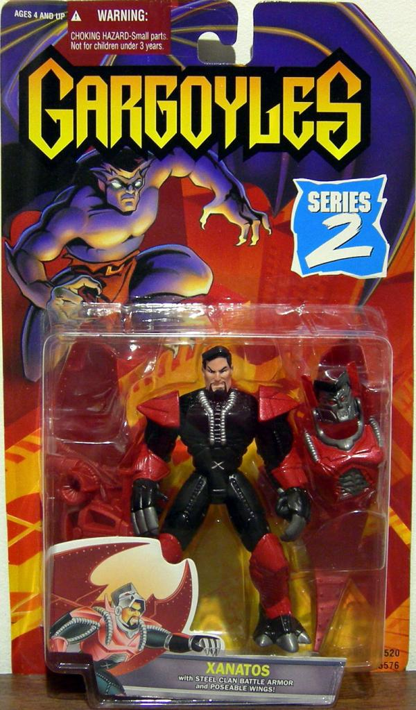 Xanatos Series 2 Gargoyles action figure