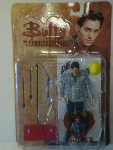 Xander Harris Buffy Vampire Slayer action figure
