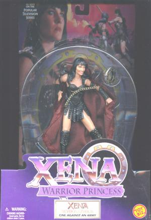 Xena Warrior Huntress Princess action figure