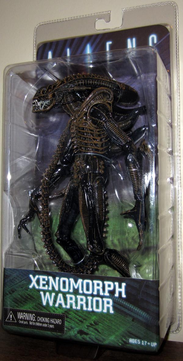 Xenomorph Warrior Action Figure Aliens Neca Online