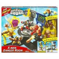 X-Men Danger Room Super Hero Squad action figure playset