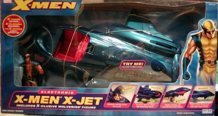 Electronic X-Men X-Jet X-Men 3