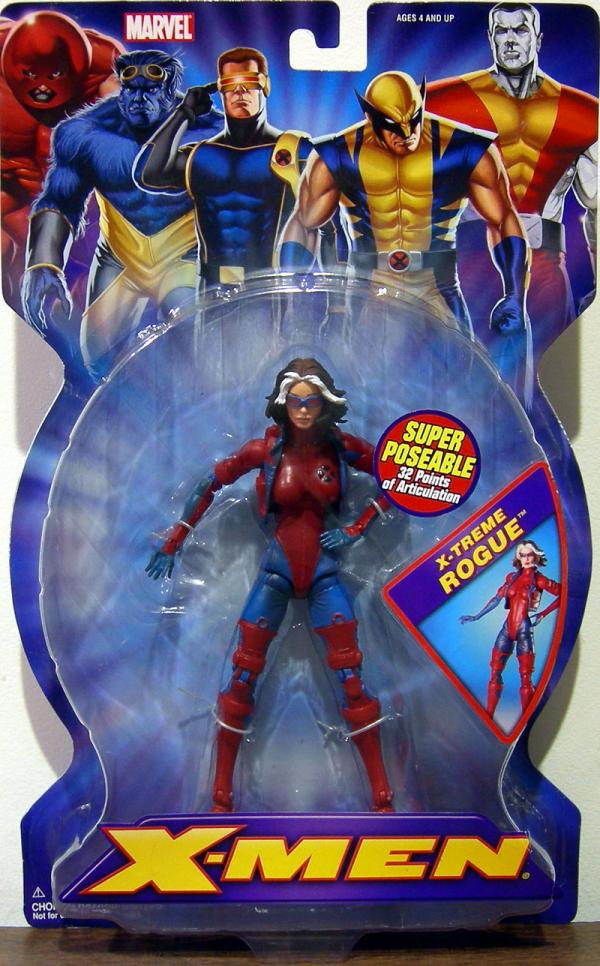 X-Treme Rogue X-Men action figure