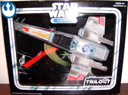 X-wing Fighter Original Trilogy Collection Star Wars vehicle
