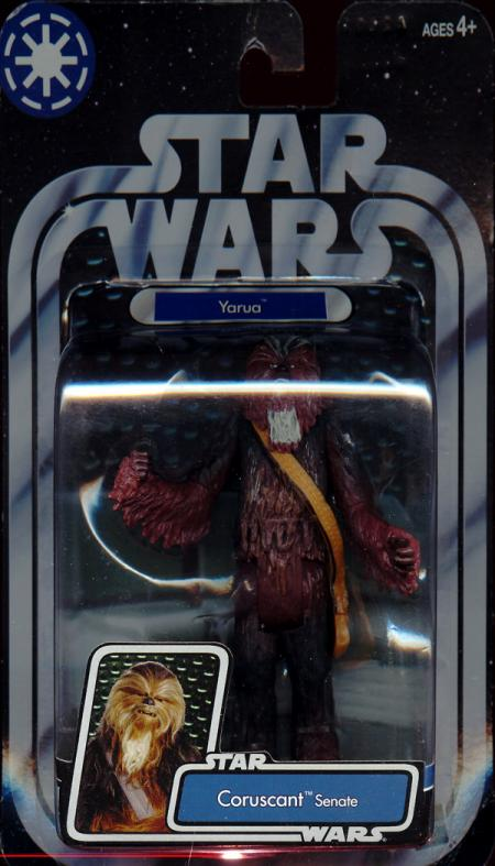 Yarua Coruscant Senate 2 Star Wars action figure