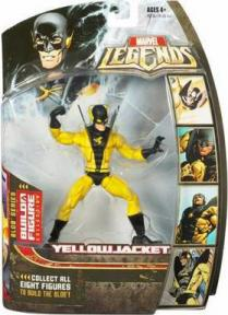 Yellowjacket Figure Marvel Legends Blob Series BAF