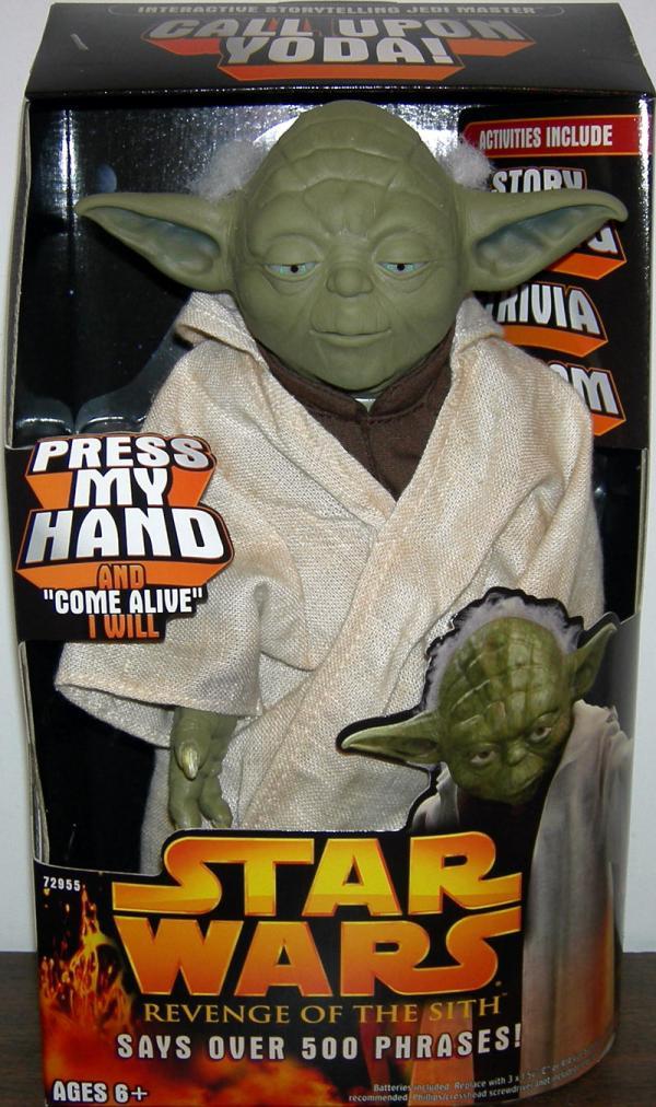 Call Upon Yoda