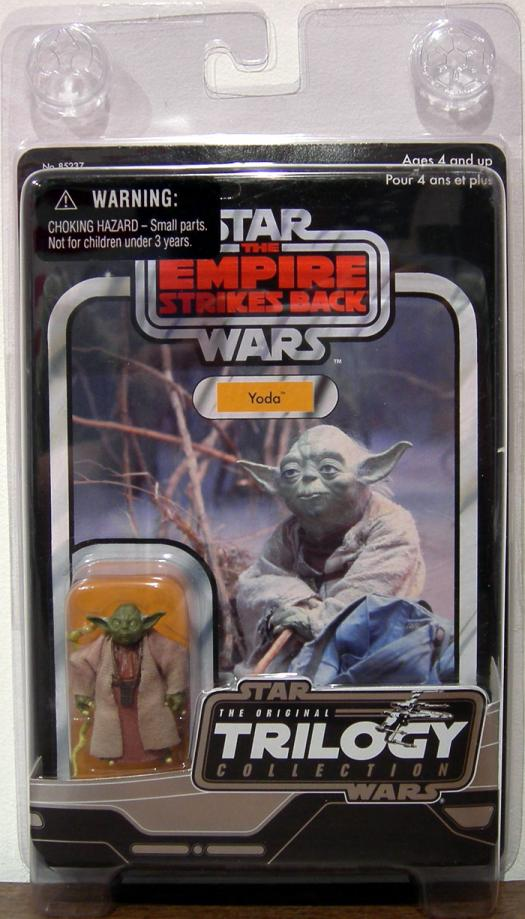 Yoda Vintage Original Trilogy Collection Star Wars action figure