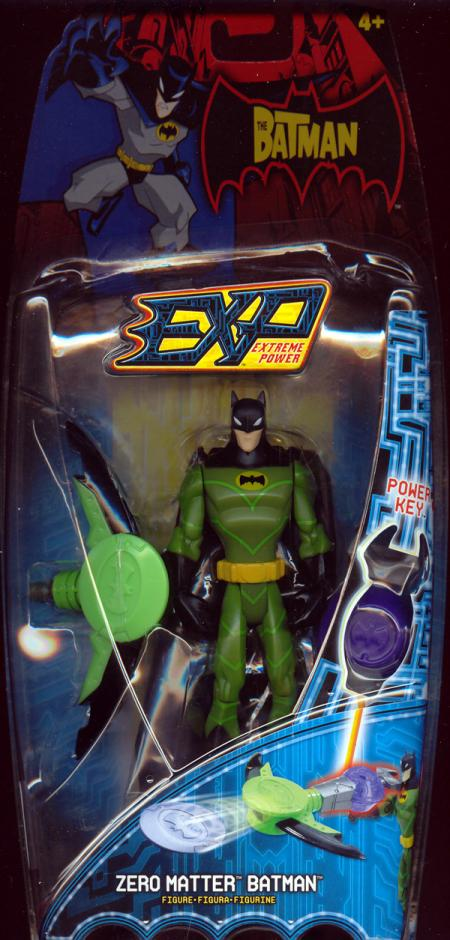 Zero Matter Batman EXP Extreme Power action figure