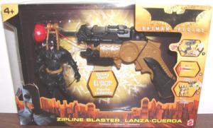 Zipline Blaster Batman Begins action figure