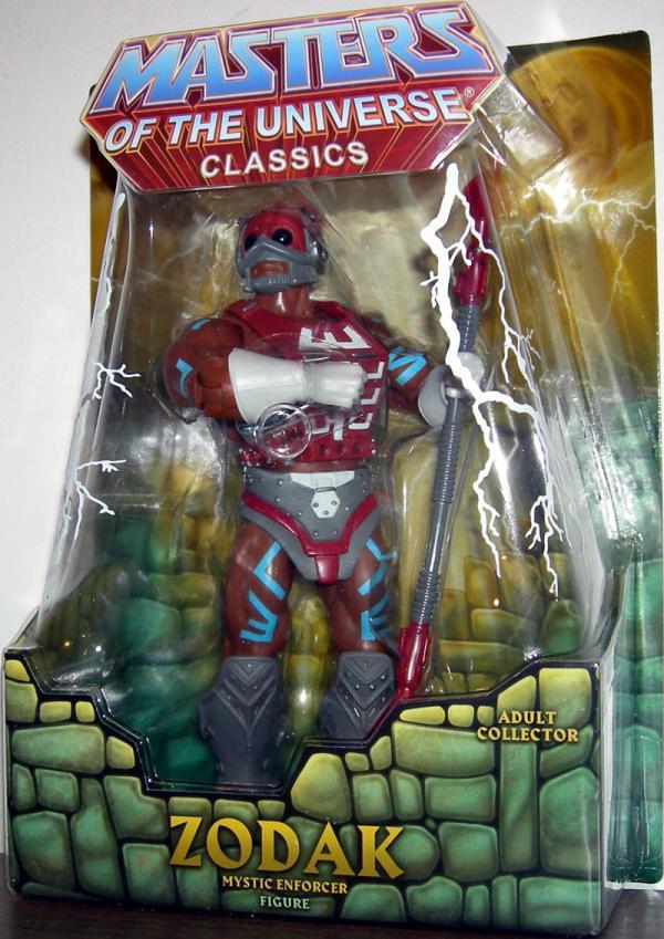 Zodak Classics Masters Universe He-Man action figure