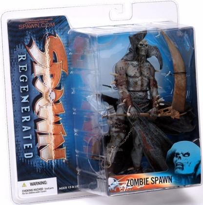 Zombie Spawn 2 Regenerated action figure