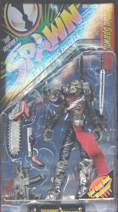 Zombie Spawn Series 7 action figure