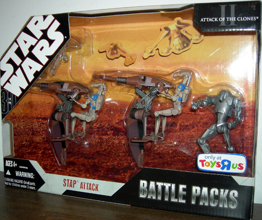 Single Trooper Aerial Platform (STAP) Attack (Toys R Us Exclusive)